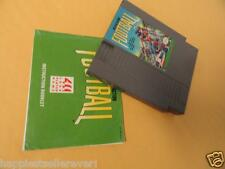 NES Play Action Football with Manual Nintendo Game for the NES Game System