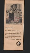 WIEN BERLIN, Werbung 1941, Kores-Fabriken für Bürobedarf Carboplan-Kohlepapier