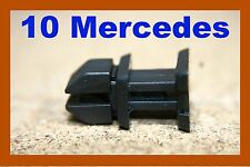 10 Mercedes Benz Arranque Tronco Recorte Clip SUJETADOR PUSH REMACHE