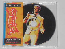 DAVID BOWIE - Telltales Interview Disc CD