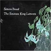 "SIMON BREED- ""Smitten King Laments (2008)""-BREED-ROCK-BRAND NEW SEALED CD"