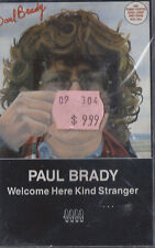 PAUL BRADY Welcome Here Kind Stranger  Cassette Tape STILL SEALED RARE CELTIC