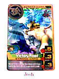 Animal Kaiser Evolution Evo Version Ver 7 Strong Card (S137E: Victory Road)
