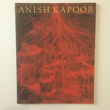ANISH KAPOOR, exhibition catalogue, Tate gallery, 1991