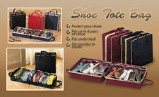 Shoe Tote The Perfect Organizer - Shoe Rack
