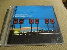 "COFFRET 2 CD ""DEPECHE MODE - THE SINGLES 86 - 98"" best of 21 titres"