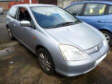 SILVER HONDA CIVIC 1.6 i-VTEC SE SPORT 3DR - BREAKING FOR SPARES, BID FOR A BULB