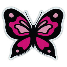 Butterfly Shaped Magnet - Purple/Pink Butterfly Design - Nature, Peace, Outdoors