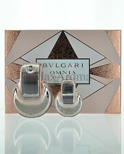 Omnia Crystalline L'eau de parfume by Bvlgari Set for women 2 piece