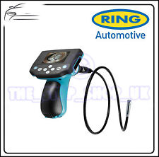 Ring 5.5mm Detachable Camera Borescope Inspection Video Rechargeable RBS300