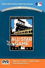 MLB All Star Game 2007, Collector's Replay Edition (Cardboard, DVD, 2007) NEW