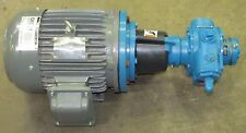 BLACKMER XLF1.25B FUEL/CHEMICAL TRANSFER PUMP W/ 1.5HP 230/460 3PH MOTOR NEW