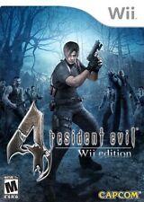 Resident Evil 4 Nintendo Wii