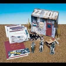 Chrome, Smoke & BBQ: The ZZ Top Box [Limited Edition] [Box] [Limited] by ZZ Top