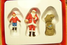 Preiser O 1:43 (lionel scale) 65335 SANTA, CHILD and SACKS of GIFTS Figures