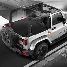 GPCA Jeep Wrangler 2-Dr. JK Trunk Cargo Cover for 2007- 2017