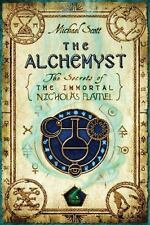 The Secrets of the Immortal Nicholas Flamel: The Alchemyst Bk. 1 by Michael...