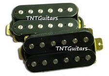 Dragonfire Guitars SCREAMERS Humbucker Pickup SET, Bridge&Neck HH Pickups BLACK!