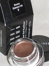 NIB Bobbi Brown BRONZE SHIMMER gel liner