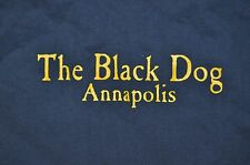 T-SHIRT SMALL THE BLACK DOG GENERAL STORE ANNAPOLIS MARYLAND