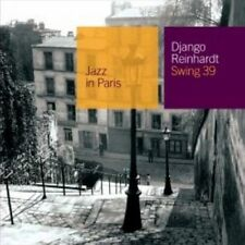The Best Jazz there is out there! Jazz In Paris Django Reinhardt Swing 39