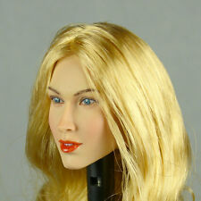 1/6 Phicen, Hot Stuff, Kumik, Nouveau Toys - Blonde Female Head Sculpt Samantha