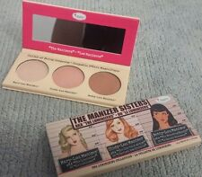 The Balm THE MANIZER SISTERS Luminizing Collection - NEW - Authentic