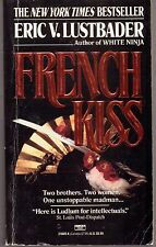 FRENCH KISS-ERIC V. LUSTBADER-NY TIMES BESTSELLER-488 PAGES-1990