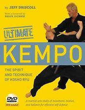Ultimate Kempo: The Spirit and Technique of Kosho Ryu [DVD Included]-ExLibrary