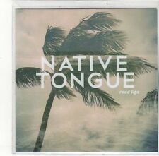 (DK821) Native Tongue, Read Lips EP - DJ CD