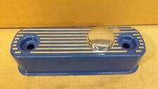 CLASSIC MINI ALLOY ROCKER COVER - FITS ALL A SERIES ENGINES - RC1 - BLUE