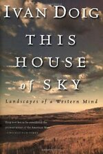 This House of Sky: Landscapes of a Western Mind by Ivan Doig, (Paperback), Marin