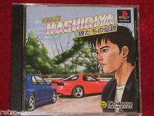 PS1 Game HASHIRIYA OOKAMITACHI NO DENSETSU NTSC-J Japan Import PlayStation