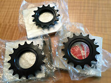 "Suntour Superbe Pro NJS track cogs, 1/8"", 14, 15, 16 tooth, NOS, New Lower Price"