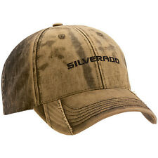 Chevrolet Chevy Silverado Licensed Cotton Super Wash Hat