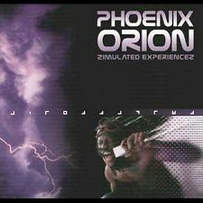 CD Zimulated Experiencez - Phoenix Orion NEW