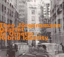 To Ornette - Hybrid Identity by Theo Jorgensmann (CD, Aug-2002, Hatology)