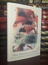 Alice's Adventures in Wonderland Illustrated by Salvador Dali New Hardback Gift