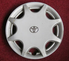 "(1) OEM 1992 - 96 Toyota Camry Hubcaps Wheel Covers - 4 cyl 14"" #61062"