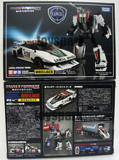 Takara Transformers Masterpiece MP-20 WHEELJACK G1 action figure Lancia Stratos