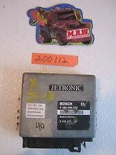 90 91 92 93 SAAB 9000 ECU ECM ENGINE COMPUTER SERVICE 0280000579 9113804 2.3L