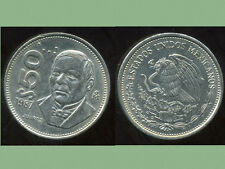 MEXIQUE  50 pesos 1987  ( bis )