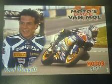 Moto's Dirk van Mol Temse Racing Yamaha SS #51 Koen Vleugels