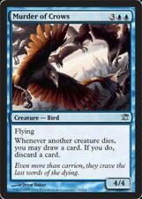 (1x) Murder of Crows - Foil (x1)✰NM-Mint, English✰Innistrad✰TCGJUNKIE✰MTG