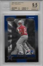 2000 Tom Brady Leaf Certified RC- BGS 9.5 Gem Mint w/10 sub... Only 1500 made