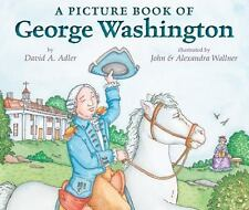 A Picture Book of George Washington by David A. A (children's picture paperback)