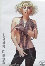 "LADY GAGA ""WRAPPED IN CHAINS, HAND IN PANTS"" POSTER FROM ASIA - SEXY & HOT!"