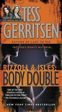 Rizzoli and Isles #4: Body Double by Tess Gerritsen (2013, Mass Market PB)