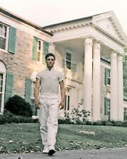 "Elvis Graceland 10"" x 8"" Photograph no 6"