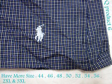 POLO RALPH LAUREN Man Boxer Big Size 56 polo boxers Underwear Sleepwear NEW